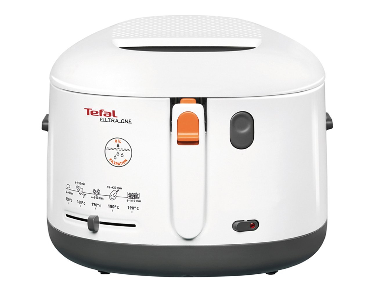 Tefal FF1631 Friteuse im Test