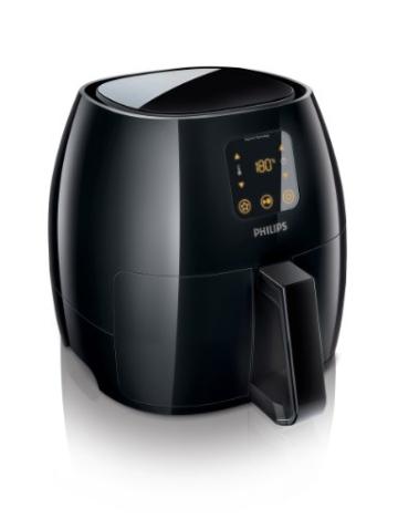 Philips HD9240/90 Airfryer XL Heißluftfritteuse, 2100 W, 1,2kg Kapazität, schwarz - 1