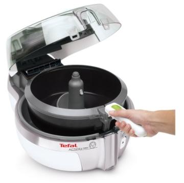 Tefal ActiFry AH9002 Family Heißluft-Fritteuse (1,5 kg Fassungsvermögen, 1.400 Watt, inkl. Rezeptbuch) - 6